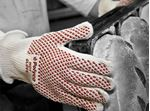Picture of GLOVE HOT COTTON W/ NITRILE COATING 9010