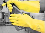 Picture of PURA YELLOW GLOVE MED 275
