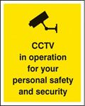 Picture of CCTV IN OPERATION FOR YOUR PERSONAL
