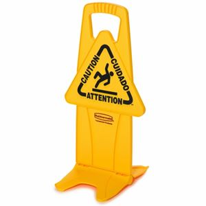 Picture of CAUTION WET FLOOR SIGNS(STABLE)FG9S0900