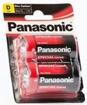 Picture of BATTERIES (R20) 1X2 PANASONIC