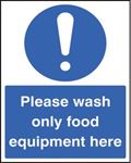Picture of WASH ONLY FOOD EQUIPMENT