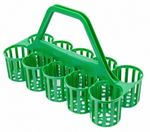 Picture of GLASS CARRIER GREEN 3910G - EACH