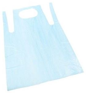 Picture of APRON ON ROLL BLUE 5x200