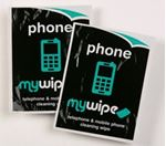 Picture of MYWIPE TELEPHONE WIPES  1X2000