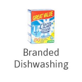 Picture for category Dishwashing