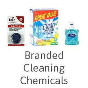 Picture for category Branded Cleaning Chemicals