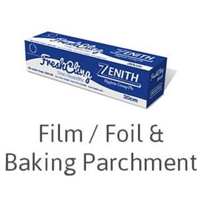 Picture for category Film/Foil/Baking Parchment