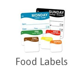 Picture for category Food Labels