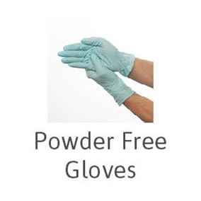 Picture for category Powder Free