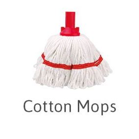 Picture for category Cotton Mops
