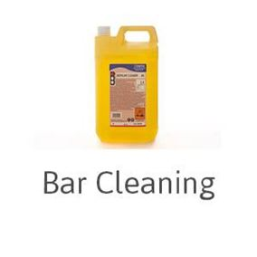 Picture for category Bar Cleaning