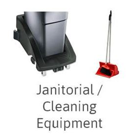 Picture for category Janitorial/Cleaning Equipment