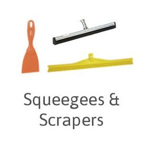 Picture for category Squeegees & Scrapers