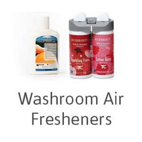 Picture for category Washroom Airfresheners