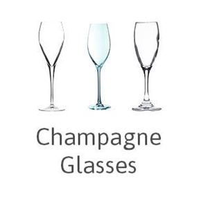 Picture for category Champagne Glasses