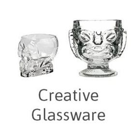 Picture for category Creative Glassware