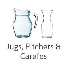 Picture for category Jugs, Pitchers & Carafes