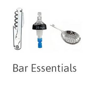 Picture for category Bar Essentials