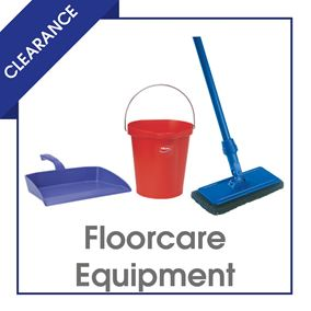 Picture for category Floorcare Equipment Sale