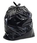 Picture of BLACK REFUSE SACK 18X32X39 X/H DUTY 20KG