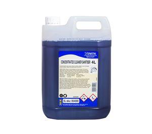Zenith Hygiene Webstore 4l Concentrated Cleaner Sanitiser