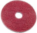 "Picture of 17"" TWISTER RED FLOOR PAD  211663 1x2"