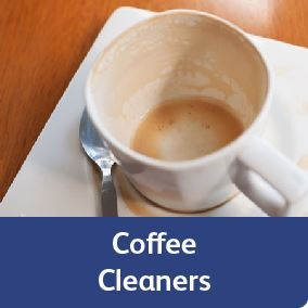 Picture for category Coffee Cleaners