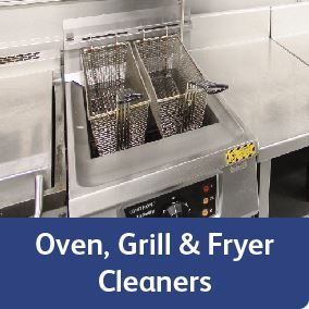 Picture for category Oven, Grill & Fryer Cleaners