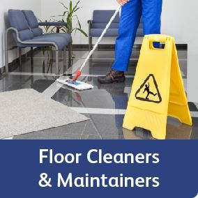 Picture for category Floor Cleaners & Maintainers