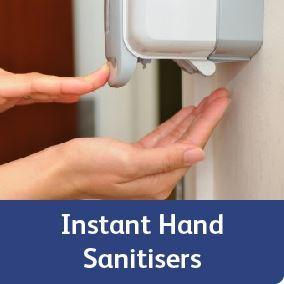 Picture for category Instant Hand Sanitisers