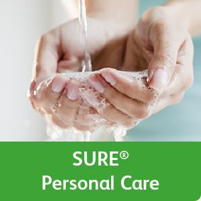 Picture for category SURE Personal Care