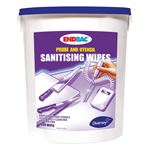 Picture of ENDBAC SANITISING WIPES 1000PC