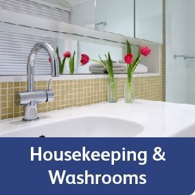 Picture for category Housekeeping & Washrooms