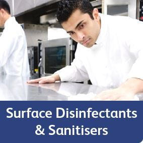 Picture for category Surface Disinfectants & Sani.