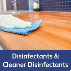 Picture for category Disinfectants & Cleaner Dis.