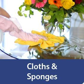 Picture for category Cloths & Sponges